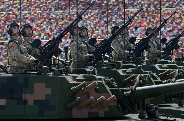 China declara querer aumentar 'dissuasão nuclear' para conter EUA e Rússia