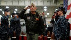 Almirante com posição firme contra agressão chinesa foi escolhido por Trump para ser embaixador na Austrália