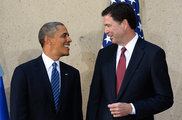 Obama realizou reunião secreta com diretor do FBI para discutir investigação Trump-Rússia