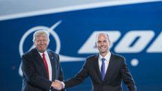 Trump fecha acordo com Boeing, economizando US$ 1,4 bi dos contribuintes