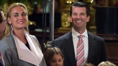 Esposa de Donald Trump Jr. é hospitalizada após abrir envelope contendo pó branco