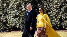 Trump ultrapassa índice de aprovação de Obama pela primeira vez