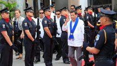 Presidente Duterte das Filipinas diz que está cansado, velho e quer deixar o poder
