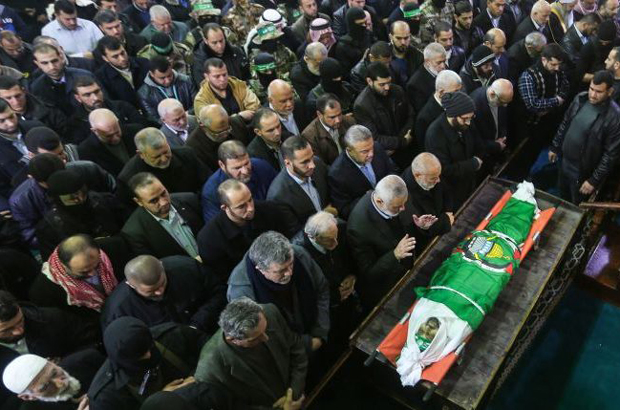Cofundador do Hamas morre após disparo acidental próprio