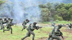 Funcionários dos EUA visitam Taiwan para firmar acordo de armas