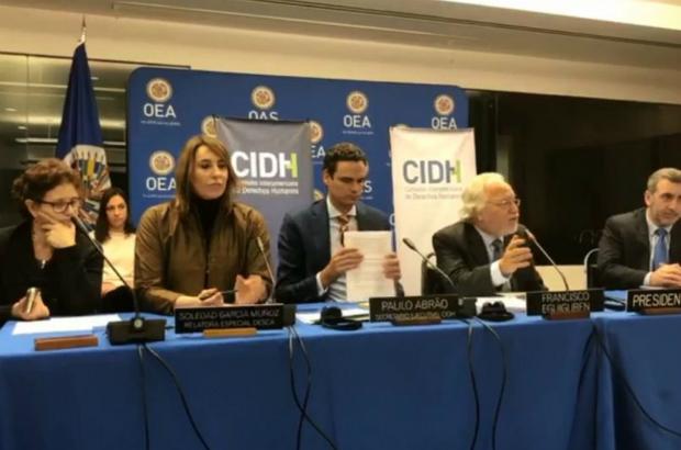 """Venezuela: """"situação dos direitos humanos é alarmante e catastrófica"""", afirma CIDH"""
