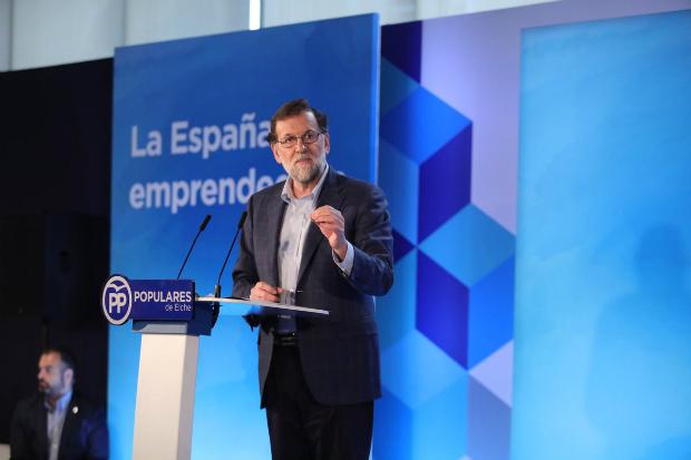 Primeiro-ministro espanhol Mariano Rajoy (Twitter)