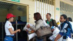 Colômbia abre seu primeiro centro de refugiados venezuelanos em Cúcuta