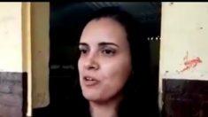 """""""Desculpem-nos"""", diz refugiada venezuelana ao povo da Colômbia (Vídeo)"""