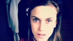 A consciência transforma uma ex-anoréxica em uma linda mulher