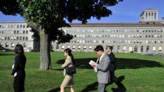 Porta-voz do regime chinês quer que EUA seja retirado da OMC