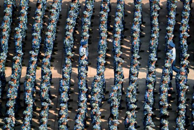 Táticas do Partido Comunista Chinês para roubar tecnologia militar ocidental (Parte 2)