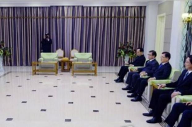 Delegação sul-coreana viaja para conversar com Kim Jong-Un na Coreia do Norte