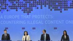"""Gigantes da internet terão """"uma hora para apagar"""" conteúdos terroristas, diz UE"""
