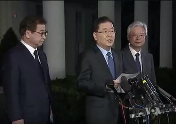 Conselheiro de Segurança Chung Eyu Yong (Eurásia News)