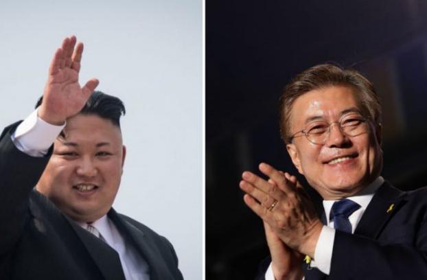 Reunião histórica entre líderes da Coreia do Norte e do Sul tem data e local marcados