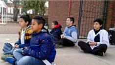 Professora ensina prática ancestral chinesa a seus alunos e eles desenvolvem comportamentos admiráveis