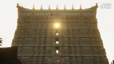 Este templo na Índia é antigo, mas ninguém sabe o que há por trás de suas portas trancadas