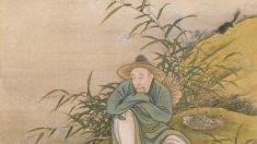 Histórias da Antiga China: um peixe mostra gratidão