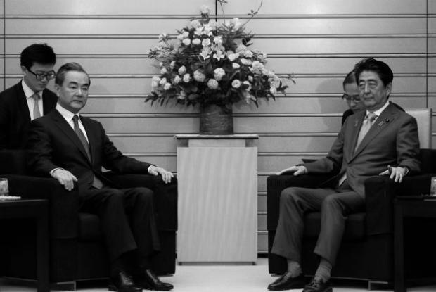 China se apressa em ganhar apoio do Japão