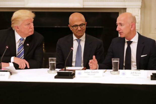 EUA defendem comércio varejista ameaçado pela Amazon