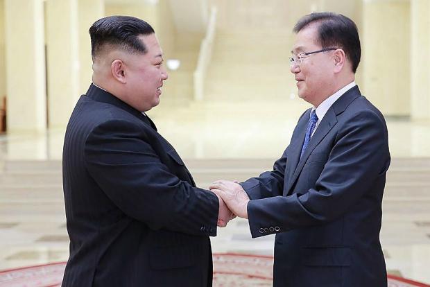 Coreia do Norte afirma estar preparada para discutir sua promessa de desnuclearização