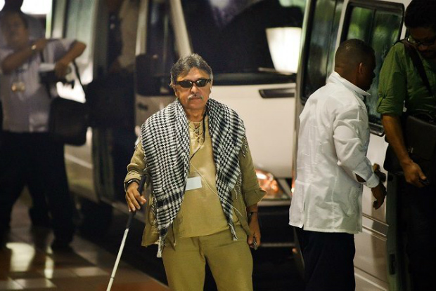 Ministério Público da Colômbia prende Santrich, líder das Farc e futuro parlamentar