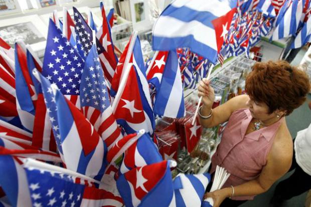 Miami continua sendo um ponto de concentração para os opositores do regime comunista em Cuba (Chip Somodevilla/Getty Images)