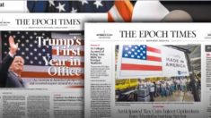 "Trump classifica The Epoch Times como ""o jornal mais confiável"" (Vídeo)"