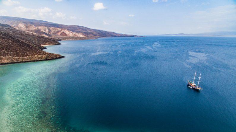 Mapeados imensos aquíferos de água doce no Saara e em toda África