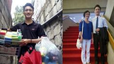 Inspirador: jovem vende esponjas nas ruas por 13 anos até clientes descobrirem que ele fazia com dinheiro