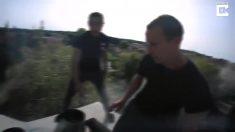 Quatro jovens mostram suas habilidades no parkour. E é de tirar o fôlego!
