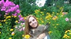 Pessoas mostram sua afeição e amizade com os animais mais inesperados. É um belíssimo vídeo! Confira!
