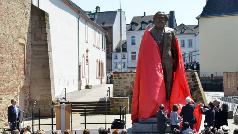 O projeto europeu e Karl Marx