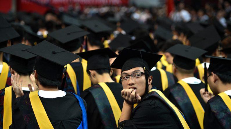 Documento vazado revela cultura de informantes nas universidades da China