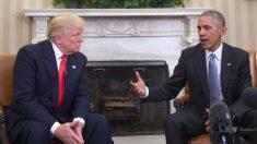 Obama não fez nada sobre interferência russa para assim ajudar Clinton na corrida presidencial, disse Trump