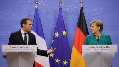 Eixo Alemanha-França ruma em direção ao isolamento