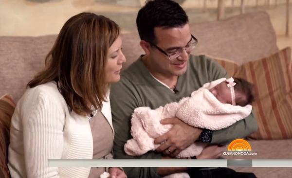 (Captura de tela de um vídeo do ©Facebook | TODAY Parents)