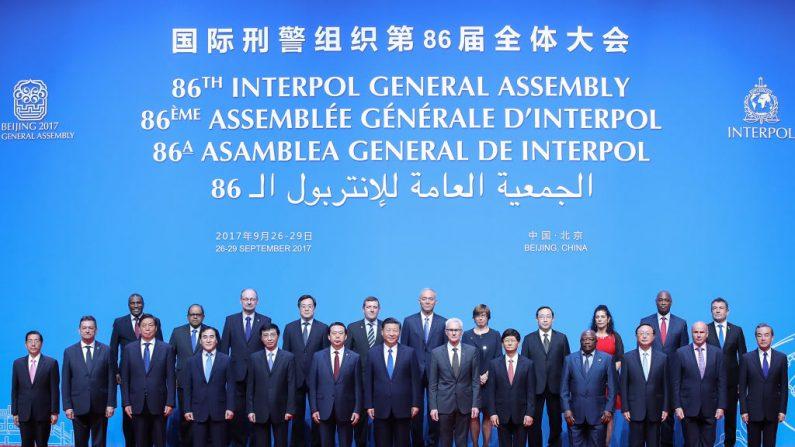 Interpol, chefiada pelo vice-ministro da polícia da China, abusa dos alertas vermelhos para rastrear dissidentes no exterior