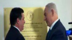 Cartes e Netanyahu comemoram inauguração da embaixada do Paraguai em Jerusalém (Vídeo)