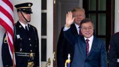 Presidente da Coreia do Sul diz estar otimista sobre encontro de Trump com Kim