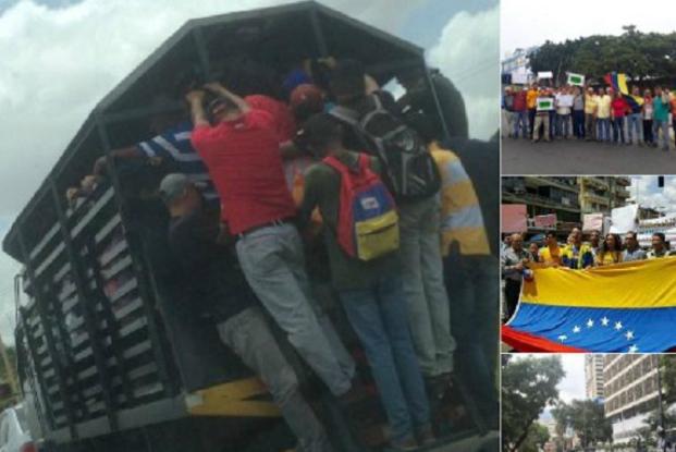 Venezuelanos protestam contra fraude eleitoral (Vídeo)
