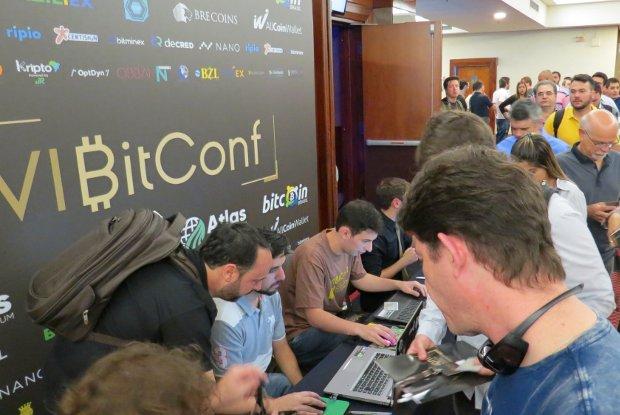 VI BitConf: conferência sobre bitcoin eletrifica São Paulo