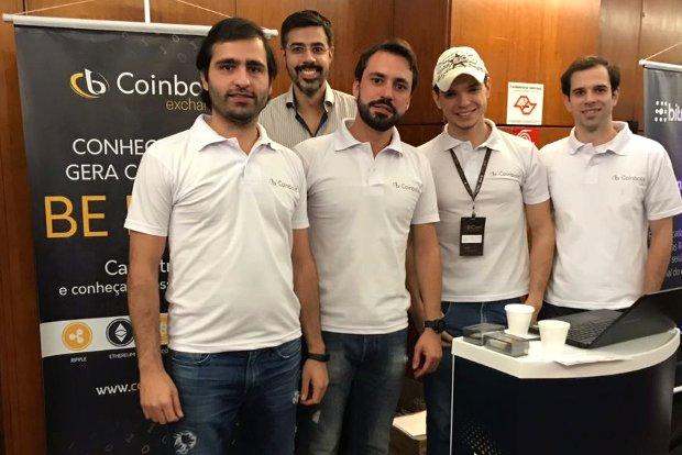 VI BitConf (Conferência Brasileira Sobre Bitcoin e Criptomoedas), no World Trade Center, em São Paulo (Cortesia de Coinbold)
