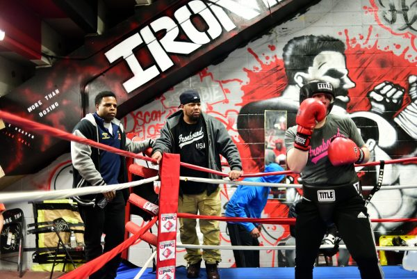 (Cortesia de Mike Steadman/Ironbound Boxing)