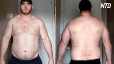 Homem com 112 kg e risco cardíaco contrata treinador profissional e muda sua vida