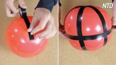Aprenda neste vídeo várias aplicações diárias muito úteis usando balões infláveis