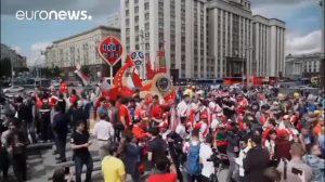 Deputados europeus pedem boicote diplomático à Copa do Mundo da Rússia (Vídeo)
