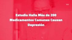 Estudo coloca em lista negra 200 medicamentos comuns que causam depressão (Vídeo)