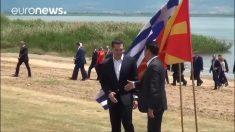 Ex-república iugoslava da Macedônia muda de nome (Vídeo)